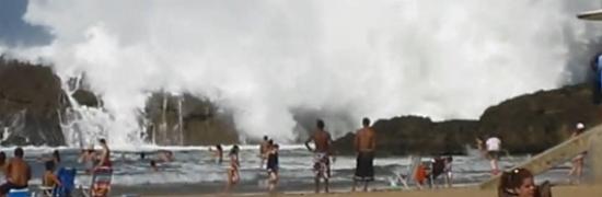 Puerto Nuevo, linda e aterrorizante!