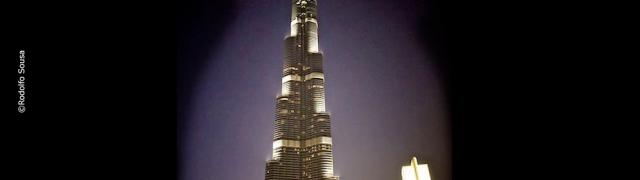 Edifício Burj Khalifa – Dubai