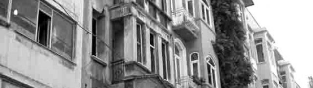 Edifício Pamuk – Istambul