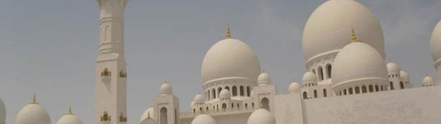 Mesquita Sheik Zayed – Abu Dhabi