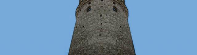 A Torre Gálata – Istambul