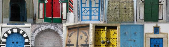 As portas da Tunísia