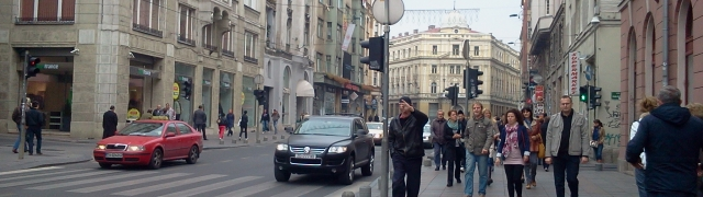 Na estrada: Sarajevo, Bósnia