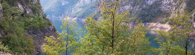 De Sarajevo rumo a Montenegro