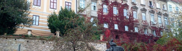 Penúltima etapa da viagem: Zagreb