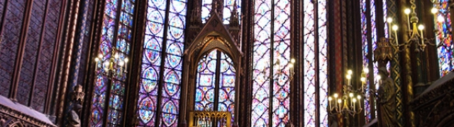 Sainte-Chapelle – Paris