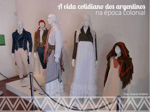 Estilo na época colonial - Buenos Aires