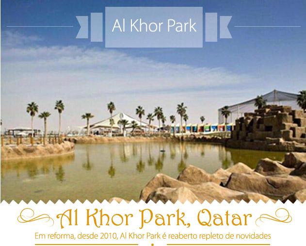Al Khor Park - Qatar